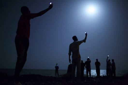 EL ESTADOUNIDENSE JOHN STANMAYER GANA EL WORLD PRESS PHOTO
