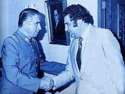 Pinochet y Don Francisco