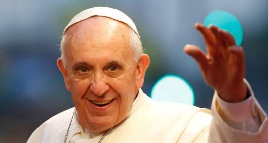 foto Papa en Ecuador I
