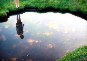 foto laberinto de los espejos