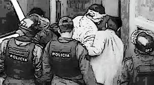 foto policía AVC
