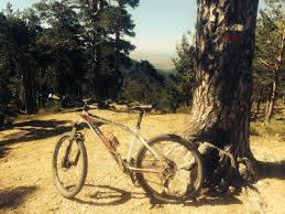 bicicletazo