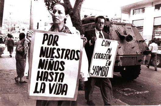 foto caso Restrepo Luz Elena y Pedro