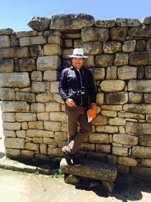 foto Macchu Picchu I