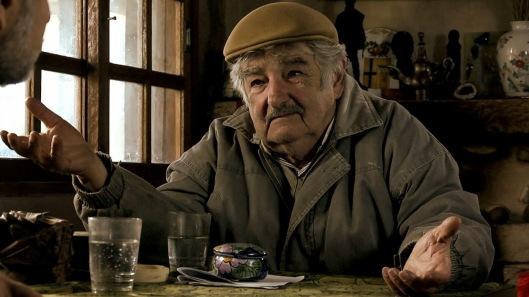 fotografía mujica uruguay