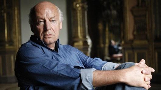 fotografía posada de Eduardo Galeano