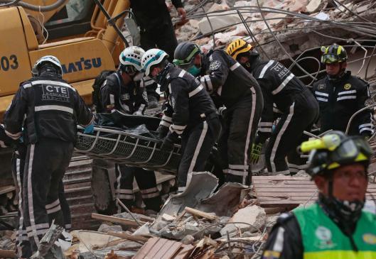 fotografía terremoto blog