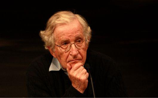Chomsky fotografía III