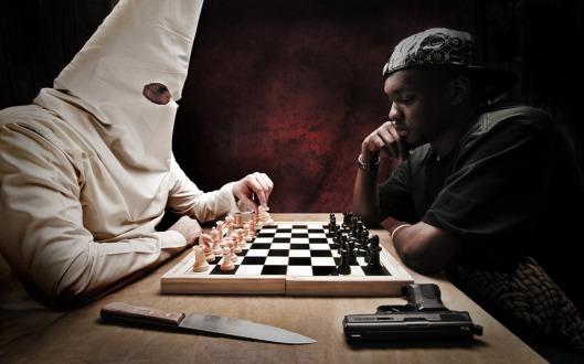 fotografía racismo