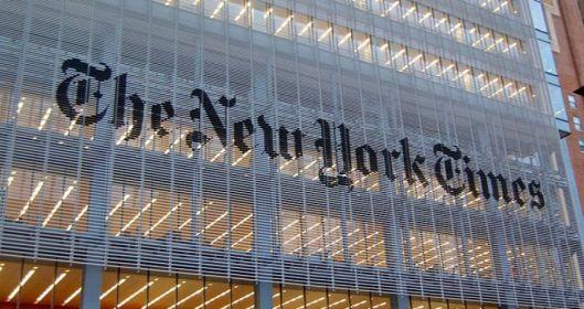 fotografía The New York Times