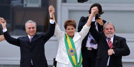Fotografía Dilma