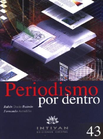 Libro Periodismo por dentro