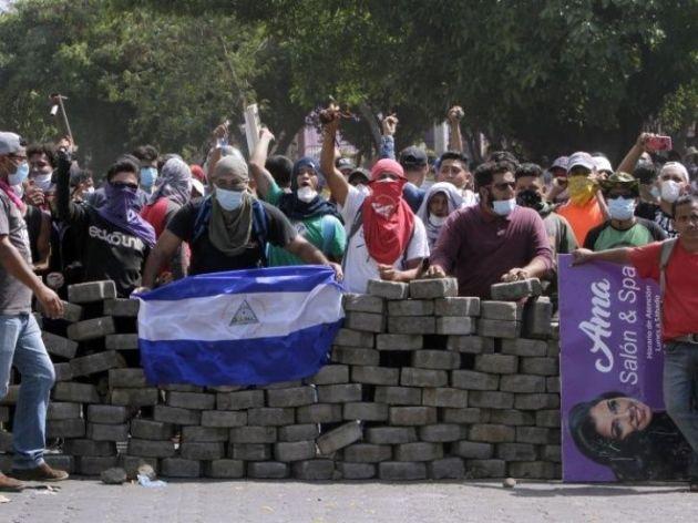 Nicaragua periodistas