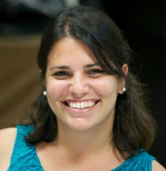 Eliane Díaz, periodista cubana