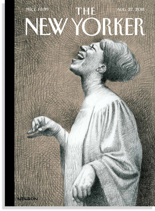 BLOG Aretha Franklin The New Yorker