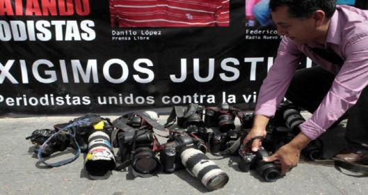 Periodistas amenazados III